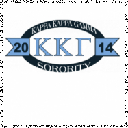 Kappa Kappa Gamma-2771 Full-Color Shirt Designs