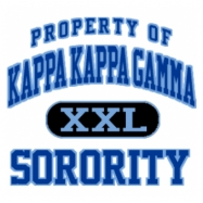 Kappa Kappa Gamma-599 Full-Color Shirt Designs