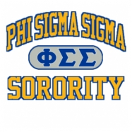 Phi Sigma Sigma-2768 Full-Color Shirt Designs
