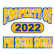 Phi Sigma Sigma-514 Full-Color Shirt Designs