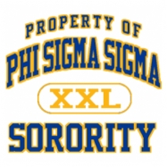 Phi Sigma Sigma-599 Full-Color Shirt Designs