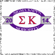 Sigma Kappa-2771 Full-Color Shirt Designs