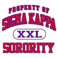 Sigma Kappa-599 Full-Color Shirt Designs