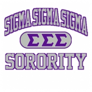 Sigma Sigma Sigma-2768 Full-Color Shirt Designs