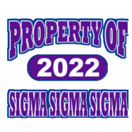 Sigma Sigma Sigma-514 Full-Color Shirt Designs