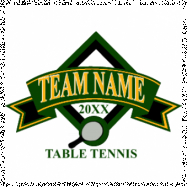 Table Tennis-206 (Full Color)