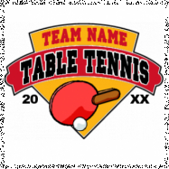 Table Tennis-209 (Full Color)