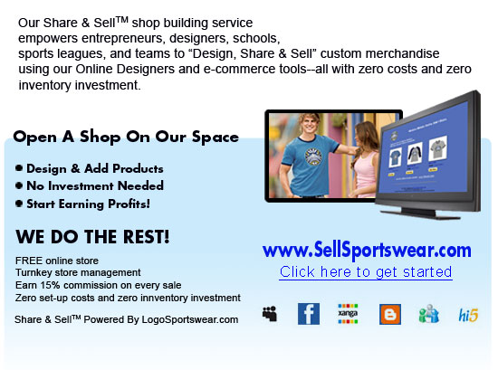 sell shirts online