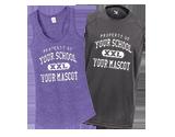 Custom Sleeveless T-Shirts