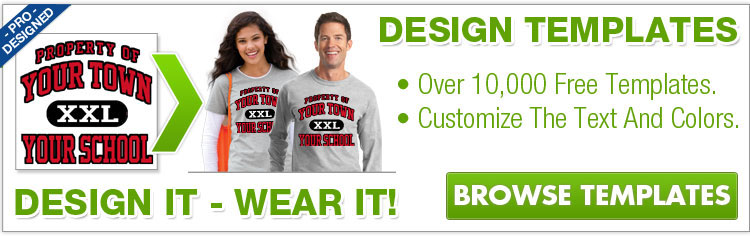 Custom Sweatshirt Designs