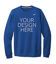69a1b2d33 Custom Big & Tall Crewneck Sweatshirts