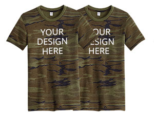 a979ea9c Design Custom Camo Apparel Online with No Minimums or Set-Ups
