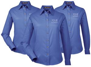 Design womens workwear business attire online custom dress shirts wajeb Image collections