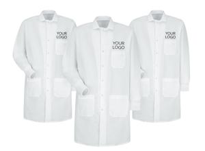 dc145264cda Custom Lab Coats & Shop Coats
