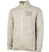 Custom Embroidered Knit Sweaters