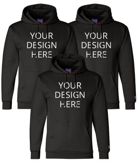 Football Love Mens Printed Hooded Sweatshirt Hoody