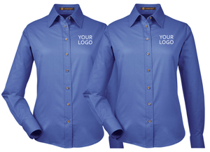 dbad1362 Custom Embroidered Dress Shirts