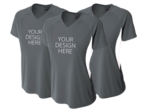 Design Athletic Shirts   Performance Apparel Online 3224bec68