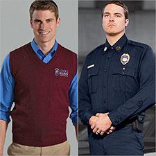 wholesale dealer 48f69 df9f1 Design Custom Workwear & Work Uniforms Online - LogoSportswear