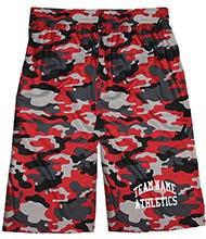 Custom Camouflage Shorts
