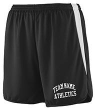 Custom Track Shorts
