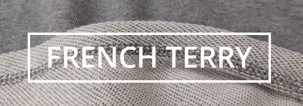 Fabric Facts: French Terry