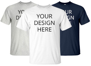 Personalised Printed T-Shirt Your Own Custom design adult /& kids Text Image top
