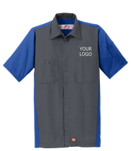 Custom Work Shirts and Embroidered Work Shirts