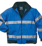 Charles River Signal Hi-Vis Jacket ANSI 3 Compliant