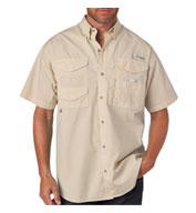Columbia Mens Bonehead™ Short Sleeve Fishing Shirt