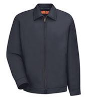 Red Kap Adult Slash Pocket Work Jacket