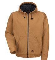 Red Kap Adult Duck Hooded Jacket