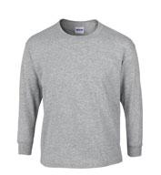 Gildan Youth Ultra Cotton® Long Sleeve T-Shirt