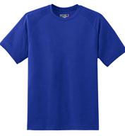 Sport-Tek® Mens Dry Zone® Raglan Sleeve T-Shirt