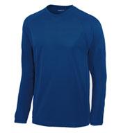 Sport-Tek® Mens Dry Zone® Long Sleeve Raglan T-Shirt