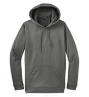 Sport-Tek® Adult Sport-Wick® Fleece Hooded Pullover