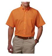Blue Generation Mens Teflon Twill Shirt