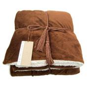 Apollo Lambswool Microsherpa Blanket