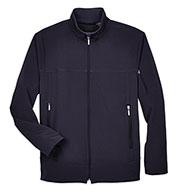 North End Mens Three-Layer Performance Soft Shell Jacket