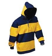 Barbarian® Unisex Rugby Hoodie Shirt