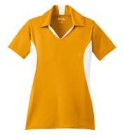 Sport-Tek® Ladies Side Blocked Micropique Sport-Wick® Coaches Polo