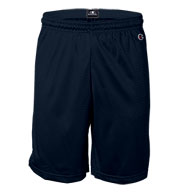 Champion Adult Polyester Mesh Shorts With 9 inseam