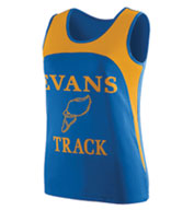 Augusta Ladies Rapidpace Track Jersey