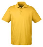 Harriton Mens Polytech Polo Shirt