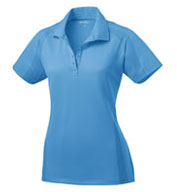 Sport-Tek® Ladies Dri-Mesh® Pro Polo