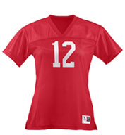 customize youth girls replica football jersey