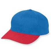 Augusta Adult Cotton Twill Low-Profile Cap