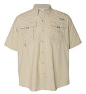 Columbia Bahama II™ Short Sleeve Fishing Shirt