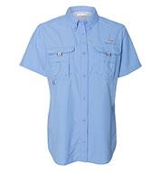 Columbia Womens Bahama™ Short Sleeve Fishing Shirt