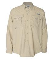 Columbia Bahama™ II Mens Long Sleeve Fishing Shirt